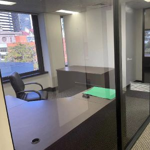 office with a view in Red Oxygen's Brisbane location